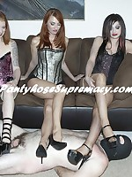 Dream Come True with three Mistress action